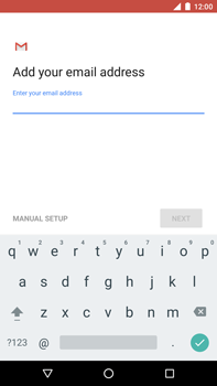 Huawei Nexus 6P - Android Oreo - E-mail - Manual configuration IMAP without SMTP verification - Step 9