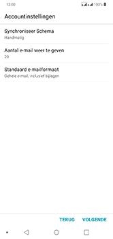 LG lg-q60-dual-sim-lm-x525eaw - E-mail - Account instellen (POP3 zonder SMTP-verificatie) - Stap 18