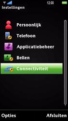 Sony Ericsson U1i Satio - Bellen - in het buitenland - Stap 4