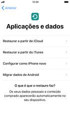 Apple iPhone 7 - iOS 12 - Primeiros passos - Como ligar o telemóvel pela primeira vez -  15