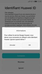 Huawei P9 Lite - Premiers pas - Créer un compte - Étape 33