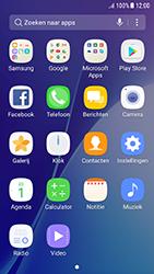 Samsung Galaxy A5 (2016) - Android Nougat - Contactgegevens overzetten - delen via Bluetooth - Stap 3