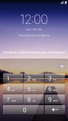 Huawei G620s - Primeiros passos - Como ligar o telemóvel pela primeira vez -  3