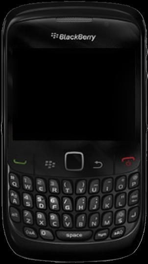BlackBerry 8520 - Premiers pas - Découvrir les touches principales - Étape 4