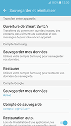 Samsung Galaxy S7 (G930) - Device maintenance - Back up - Étape 12