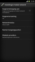 Sony LT28h Xperia ion - Internet - buitenland - Stap 6