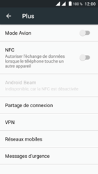 Crosscall Trekker M1 Core - Internet et connexion - Activer la 4G - Étape 5