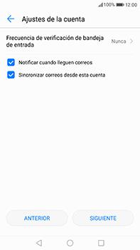 Huawei P10 Plus - E-mail - Configurar correo electrónico - Paso 18