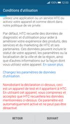 HTC Desire 626 - Premiers pas - Créer un compte - Étape 5