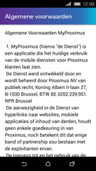 HTC Desire 320 - Applicaties - MyProximus - Stap 11