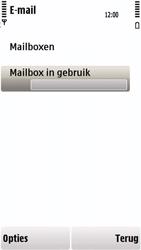 Nokia 5230 - E-mail - handmatig instellen - Stap 29