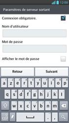 LG Optimus F5 - E-mails - Ajouter ou modifier un compte e-mail - Étape 13