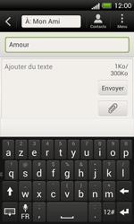 HTC C525u One SV - MMS - envoi d'images - Étape 10