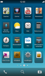 BlackBerry Z10 - Bluetooth - Aanzetten - Stap 2