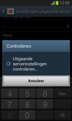Samsung S7390 Galaxy Trend Lite - E-mail - Account instellen (IMAP zonder SMTP-verificatie) - Stap 15