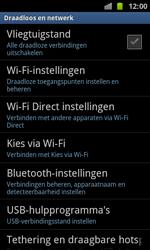 Samsung I8160 Galaxy Ace II - Bluetooth - koppelen met ander apparaat - Stap 7