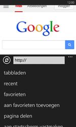 Nokia Lumia 625 - Internet - hoe te internetten - Stap 13