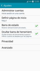 Samsung A500FU Galaxy A5 - Internet - Configurar Internet - Paso 27