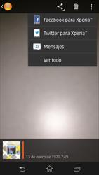 Sony Xperia Z - Funciones básicas - Uso de la camára - Paso 12