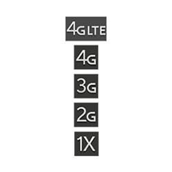 BlackBerry Q10 - Premiers pas - Comprendre les icônes affichés - Étape 10