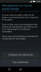 HTC Desire 816 - Premiers pas - Créer un compte - Étape 14