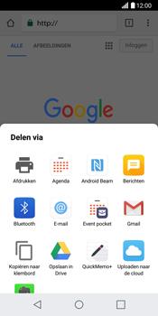 LG G6 (LG-H870) - Internet - Hoe te internetten - Stap 20