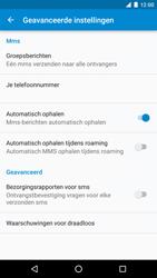 LG H791F Google Nexus 5X - MMS - probleem met ontvangen - Stap 7