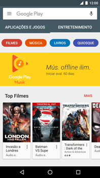 Huawei Google Nexus 6P - Aplicações - Como pesquisar e instalar aplicações -  5