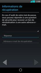 LG G2 - Premiers pas - Créer un compte - Étape 16