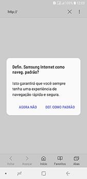 Samsung Galaxy J6 - Internet (APN) - Como configurar a internet do seu aparelho (APN Nextel) - Etapa 22