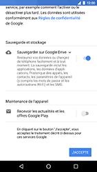 LG Nexus 5X - Android Oreo - Applications - Créer un compte - Étape 18