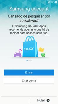 Samsung N910F Galaxy Note 4 - Primeiros passos - Como ativar seu aparelho - Etapa 14