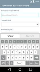 LG H420 Spirit - E-mail - Configuration manuelle - Étape 9