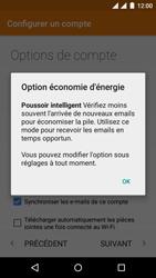 Wiko Rainbow Jam - Dual SIM - E-mail - Configuration manuelle (outlook) - Étape 8