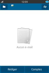 Samsung Wave M - E-mails - Ajouter ou modifier un compte e-mail - Étape 4