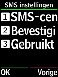 Emporia Select - SMS - SMS-centrale instellen - Stap 6