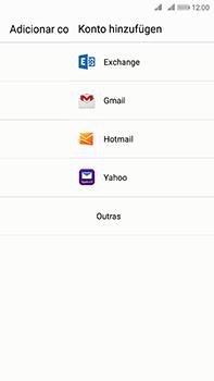 Huawei Mate 10 - Email - Configurar a conta de Email -  5