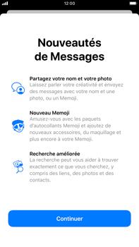 Apple iPhone 7 Plus - iOS 13 - MMS - envoi d'images - Étape 2
