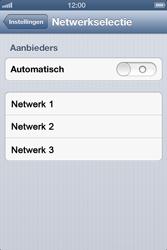 Apple iPhone 4 met iOS 6 - Netwerk - gebruik in het buitenland - Stap 7