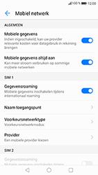 Huawei P9 Lite - Android Nougat - Internet - handmatig instellen - Stap 8