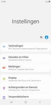 Samsung galaxy-j4-plus-dual-sim-sm-j415fn-android-pie - WiFi - Mobiele hotspot instellen - Stap 4
