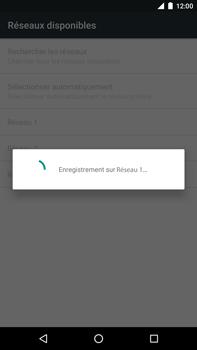 Huawei Nexus 6P - Réseau - utilisation à l'étranger - Étape 12