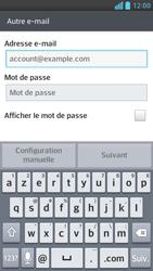 LG D505 Optimus F6 - E-mail - Configuration manuelle - Étape 6