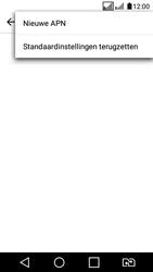 LG K4 (2017) (LG-M160) - Internet - Handmatig instellen - Stap 9