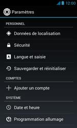 Bouygues Telecom Bs 402 - Sécuriser votre mobile - Personnaliser le code PIN de votre carte SIM - Étape 4