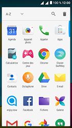 Alcatel U5 - Contact, Appels, SMS/MMS - Ajouter un contact - Étape 3