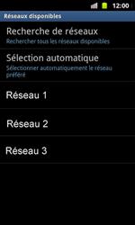 Samsung I8160 Galaxy Ace II - Réseau - utilisation à l'étranger - Étape 12