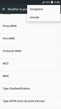 HTC Desire 825 - Mms - Configuration manuelle - Étape 13
