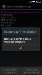 Alcatel OT-6012X Idol Mini - Paramètres - reçus par SMS - Étape 7