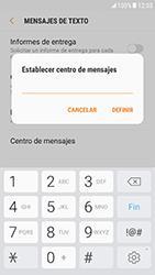 Samsung Galaxy S6 - Android Nougat - Mensajería - Configurar el equipo para mensajes de texto - Paso 9